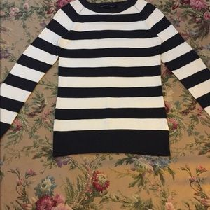 French Connection Fitted Top,  Size Medium